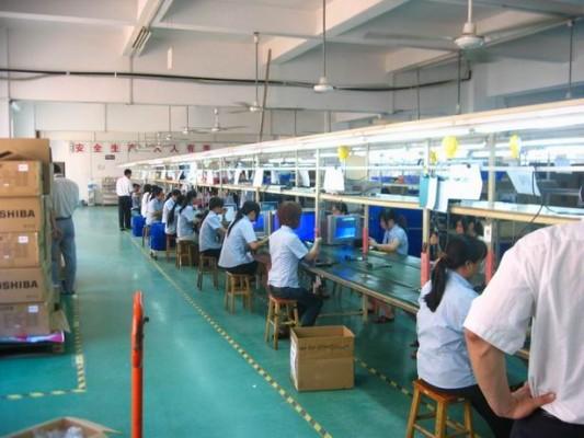 生产车间下阶段工作计划的执行