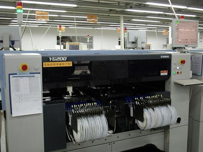CP6高速贴片机