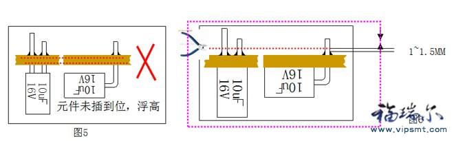 正确手工焊接元器件的方法及步骤
