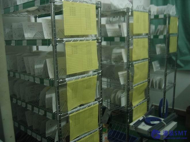 SMT内部生产物料移交