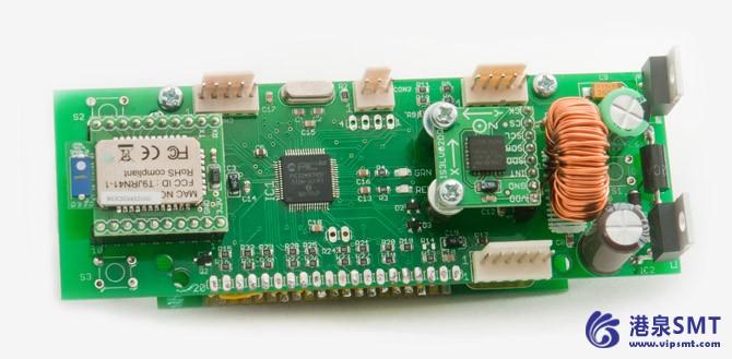 SMT贴片元件器件怎么焊接