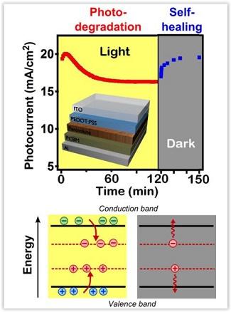 钙钛矿型太阳能电池