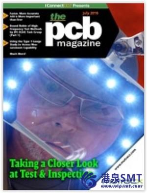 7 月一期的 PCB 杂志现在可用