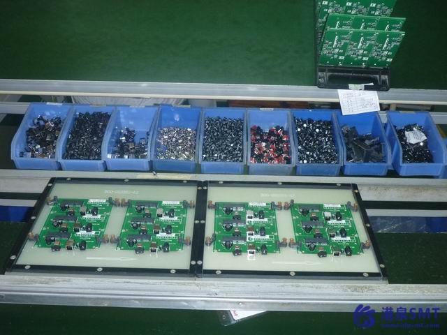 PCBA插件