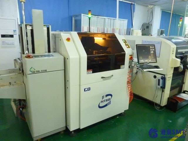 SMT贴片加工的主要设备全自动印刷机
