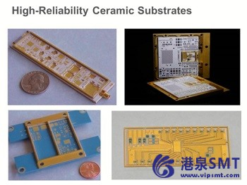 新技术发布新的LTCC和氮化铝设计指南