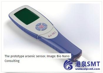 简易砷传感器可挽救生命