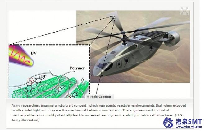 陆军工程师开发技术制造适应性材料