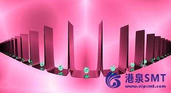 两种色调的光模式为原子创造陡峭的量子墙。