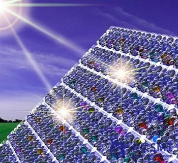 嘘!光廊增强太阳能电池