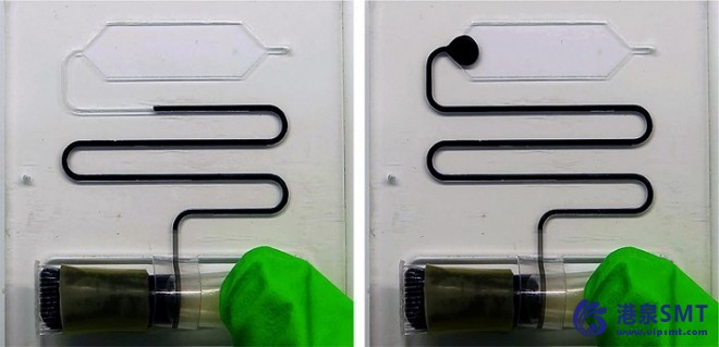 小管可能有助于将整个实验室压缩成计算机芯片。