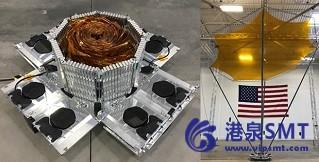 DARPA原型反射阵列天线在小型封装中提供高性能