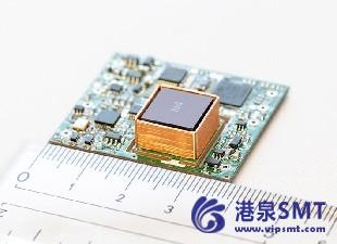 更小更耗电量的量子原子钟推动智能物联网