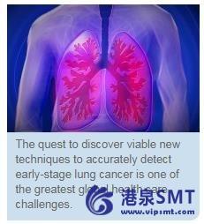 石墨烯生物传感器可早期诊断肺癌