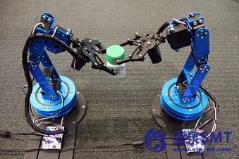 机器人以前所未有的精度跟踪运动物体