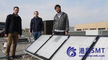新型住宅太阳能电池板带来创纪录的效率