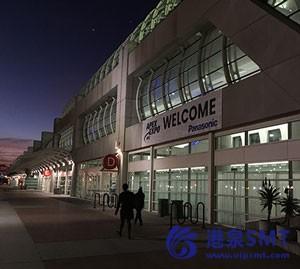 2019年IPC APEX博览会太阳升起