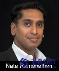 Nate Ramanathan选择原型合作伙伴和生产供应商