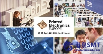 用印刷电子产品创造新产品