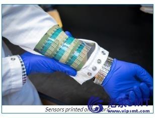 印刷传感器提供现场芬太尼检测