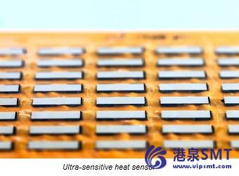 新型聚合物混合物产生超灵敏热传感器