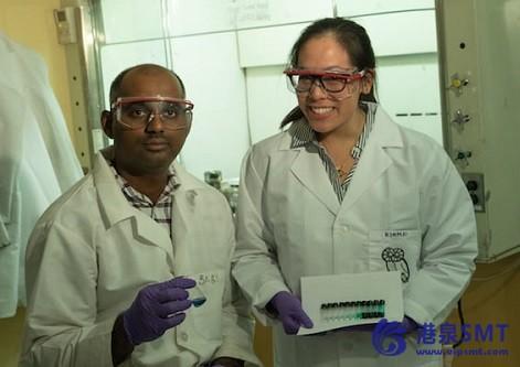 """新的""""蓝绿色""""解决方案,用于回收世界上的电池"""