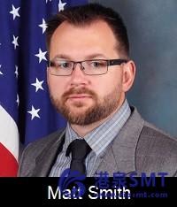 从参与者到志愿者再到领导者:马特·史密斯在IEEE新星大会上的演讲