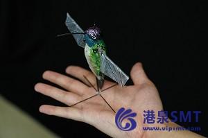 蜂鸟机器人利用人工智能在无人驾驶飞机无法到达的地方快速前进