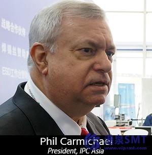 国际残奥委会亚洲区主席菲尔卡迈克尔谈中国趋势